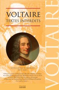 Voltaire - Textes interdits