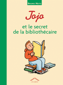 Jojo et le secret de la bibliothécaire, version couverture souple