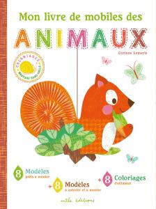 Mon livre de mobiles des animaux