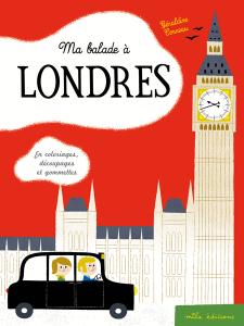 Ma balade à Londres