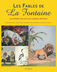 Les Fables de La Fontaine, version couverture souple