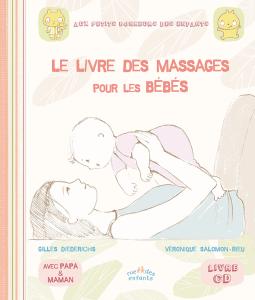 Le livre des massages pour les bébés