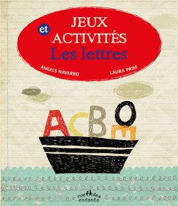 Jeux et activités : les lettres