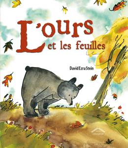 L'ours et les feuilles