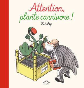 Attention, plante carnivore !