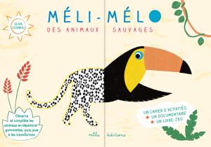 Méli-Mélo des animaux sauvages