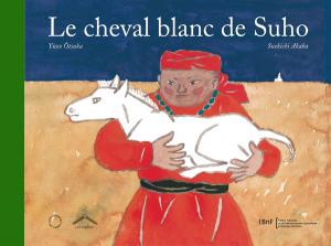 Le cheval blanc de Suho