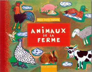 Mon livre nature, Animaux de la ferme