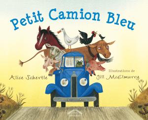 Petit Camion Bleu