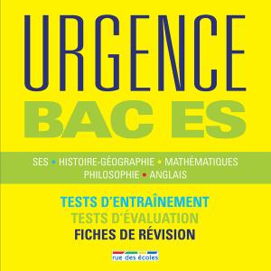 Urgence Bac ES, édition 2017