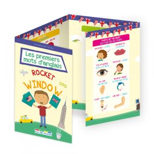 L'école en poche - Les premiers mots d'anglais
