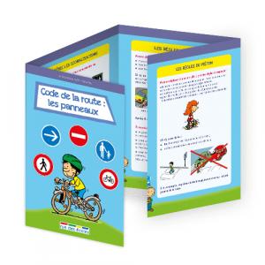 L'école en poche - Code de la route : les panneaux