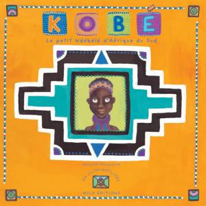 Kobé, le petit Ndébélé d'Afrique du Sud