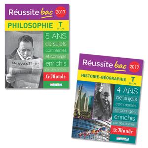 Lot Réussite bac 2017 (2 titres)