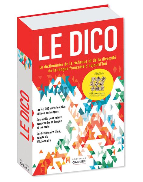 Le Dico, adapté du Wiktionnaire