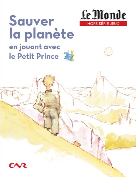 Le Monde, Hors-série jeux : Sauver la planète en jouant avec le Petit Prince