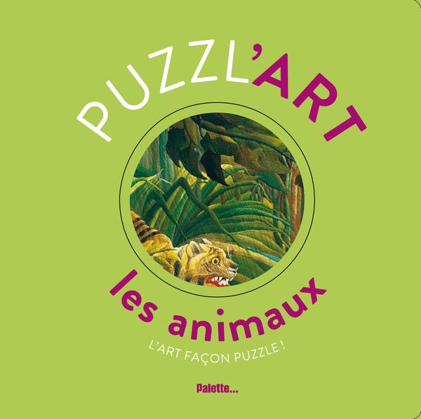 Puzzl'art : les animaux