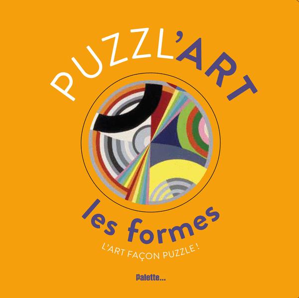 Puzzl'art : les formes