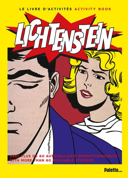 Le livre d'activités - Roy Lichtenstein