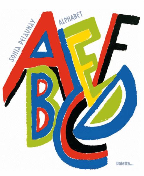 L'Alphabet de Sonia Delaunay