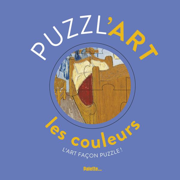 Puzzl'art : les couleurs