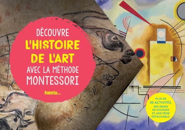 Découvre l'histoire de l'art avec la méthodeMontessori