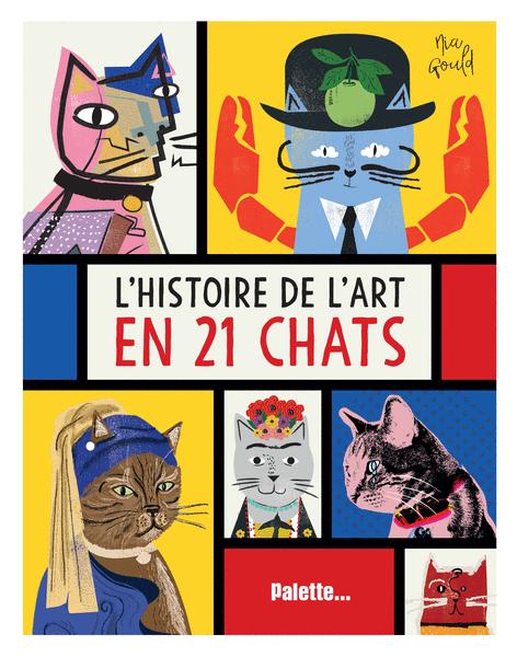 L'histoire de l'art en 21 chats