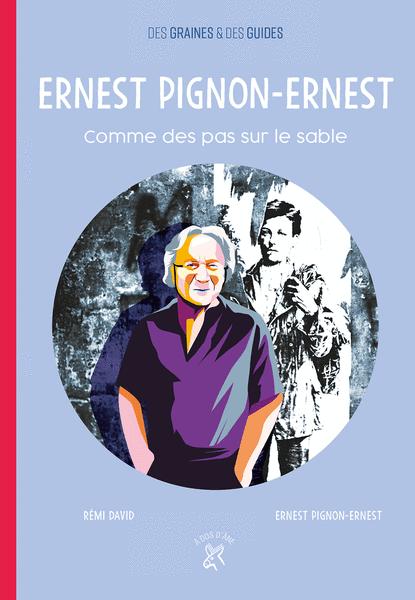 Ernest Pignon-Ernest - Comme des pas sur le sable