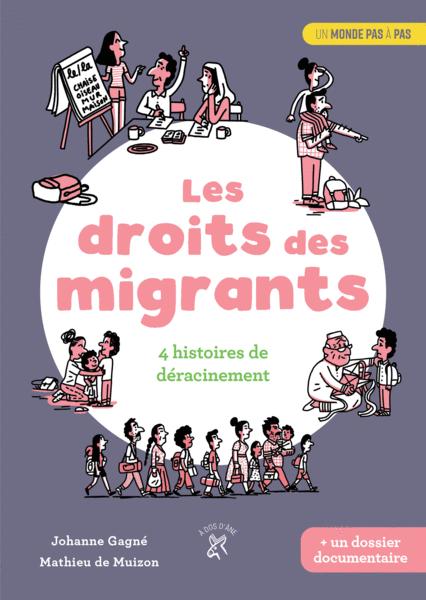 Les Droits des migrants - 4histoires de déracinement