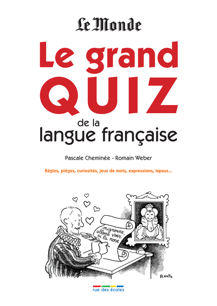 Le grand Quiz de la langue française