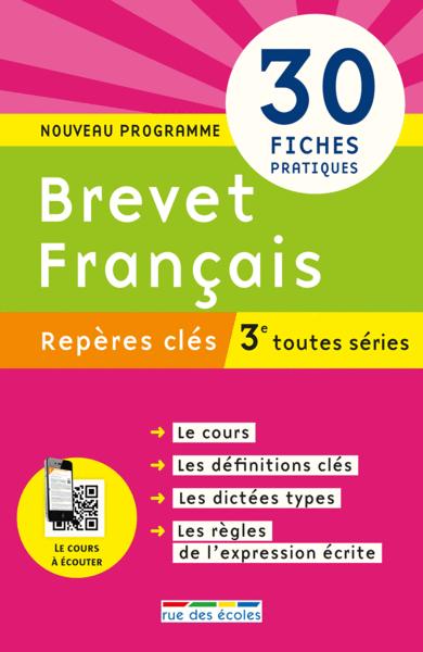 Repères clés : Brevet Français - 3e