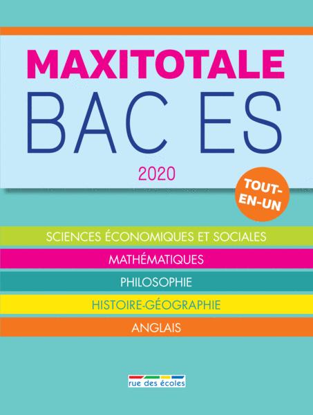 MaxiTotale 2020 - Bac ES