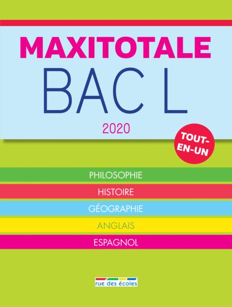 MaxiTotale 2020 - Bac L
