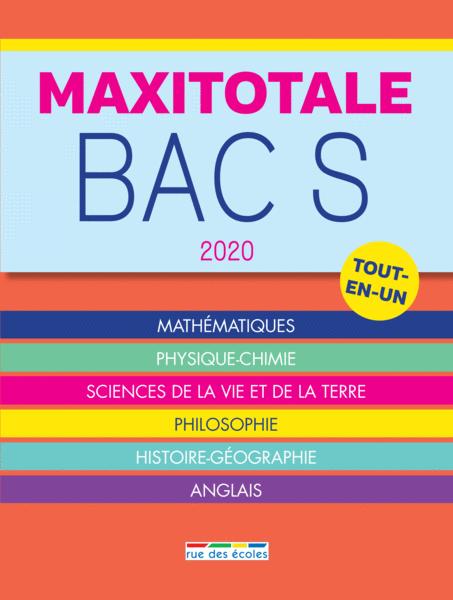 MaxiTotale 2020 - Bac S