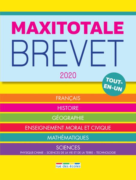 MaxiTotale 2020 - Brevet
