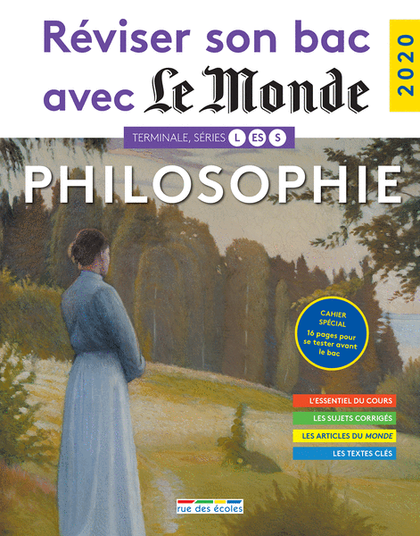 Réviser son bac avec LeMonde: Philosophie