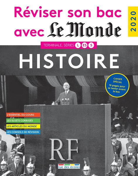 Réviser son bac avec LeMonde: Histoire