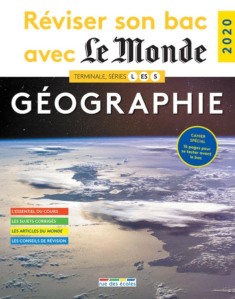 Réviser son bac avec LeMonde: Géographie