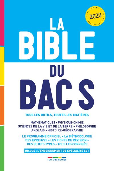 La Bible du Bac S, Édition2020
