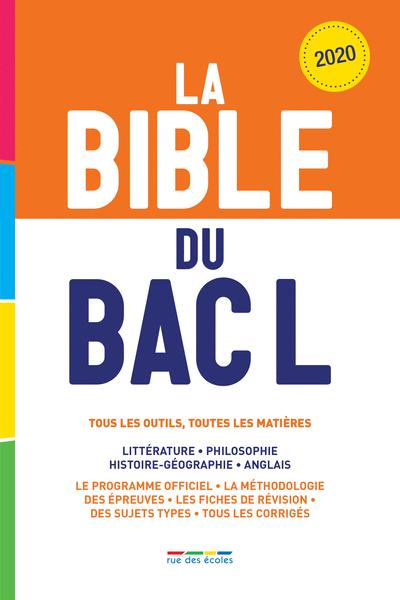 La Bible du Bac L - Édition2020