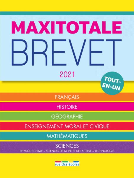 MaxiTotale 2021 - Brevet