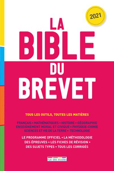 La Bible du Brevet, Édition 2021
