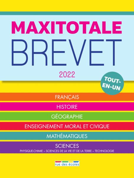 MaxiTotale 2022 - Brevet