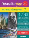 Réussite bac 2017 - La Compil Histoire, Géographie, Terminale séries ES, L et S