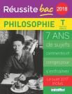 Réussite bac 2018 - Philosophie, Terminale toutes séries