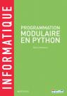 Informatique - Programmation modulaire en Python