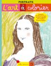 L'art à colorier : Portraits