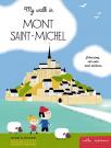 My walk in Mont-Saint-Michel