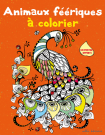 Animaux féériques à colorier