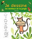 Je dessine les animaux de la jungle avec Barroux